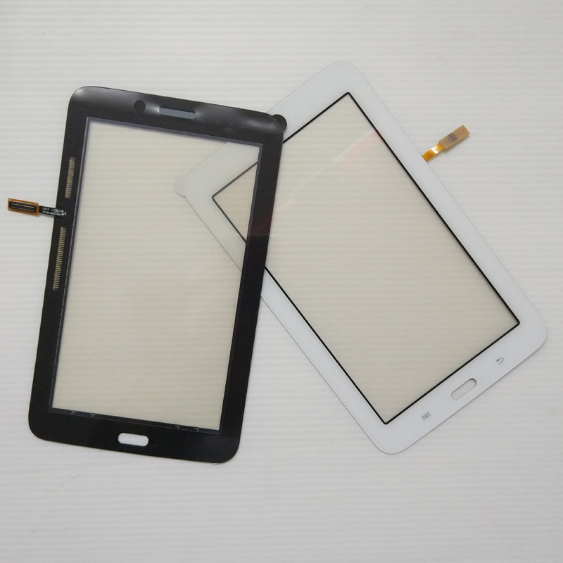 Black/White For Samsung T110 SM-T110 Galaxy Tab 3 Lite 7.0 Digitizer Touch Screen Panel  ...