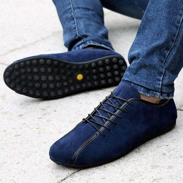 suede genuine leather shoes new arrival european
