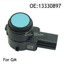 NEW 13330897 PDC Parking Sensor Bumper Object Reverse Assist Radar For GMC 0263013174 Genuine