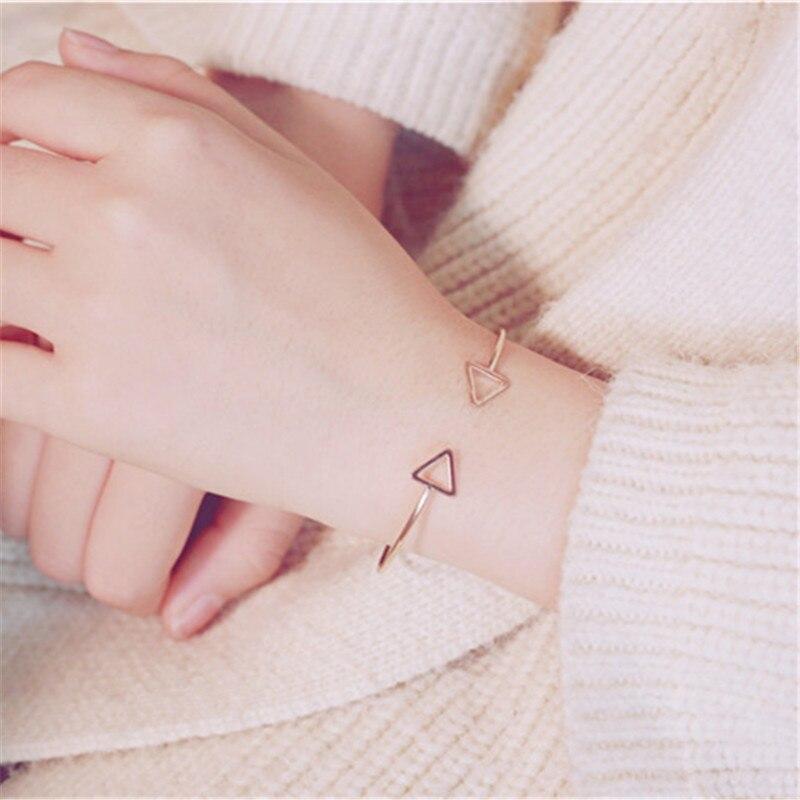 2018 Neue Ankunft Mode Luxus Marke Frauen Armreif Einzigartige Armbänder Dame B003 Auswahlmaterialien