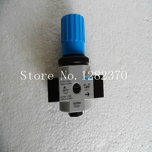 [SA] New original special sales FESTO regulator LR-1/8-DOI-MINI spot 192304 --2pcs/lot [sa] new original special sales festo regulator lr 1 8 do mini spot 162590 2pcs lot