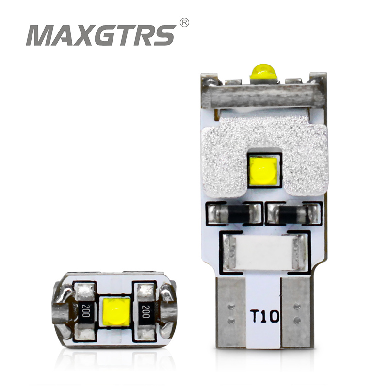 2x T10 W5W 168 194 CANBUS No ERROR CREE Chip LED Car Auto DRL Replacement Clearance