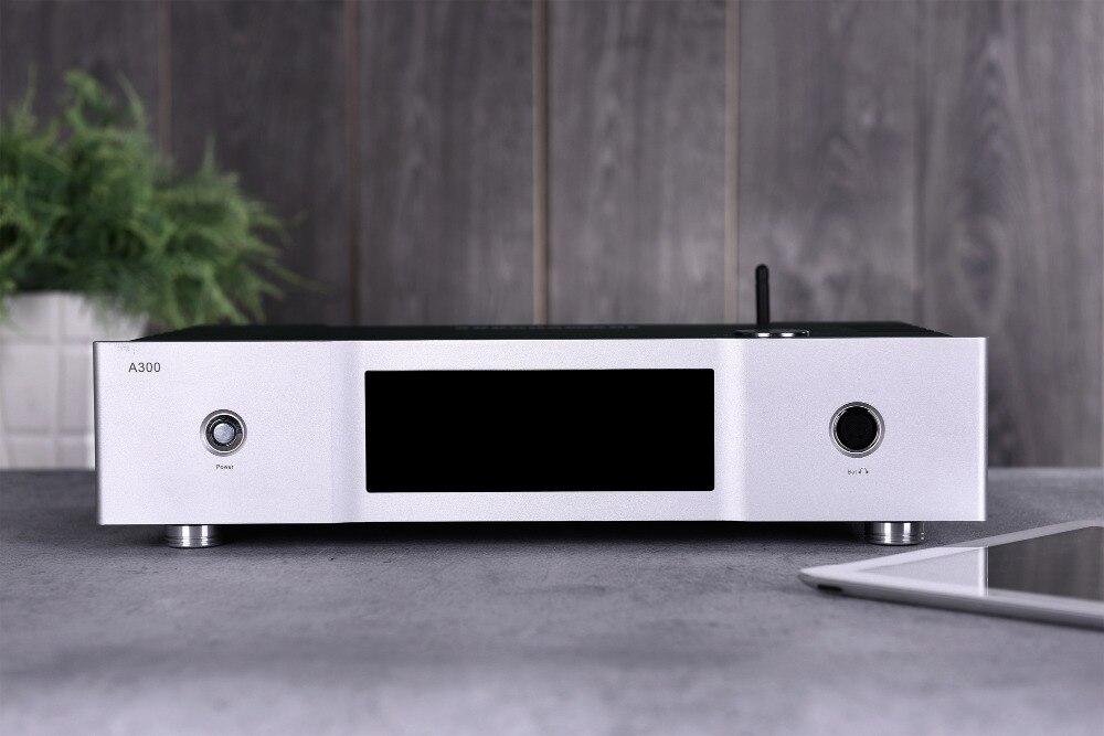 Desktop Digitaler Musik-player R-020 Soundaware A300 Flaggschiff Pcm & Dsd Integrierte Netzwerk Streaming Musik Player Fpga Xmos & Usb Pcm & Dsd Interface Und Decoder Hindernis Entfernen