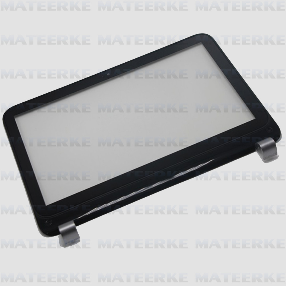 99% NEW For HP Pavilion TouchSmart 11 11-e11au 11-e019au  Digitizer Touch Screen Glass Replacement +Frame 11.6
