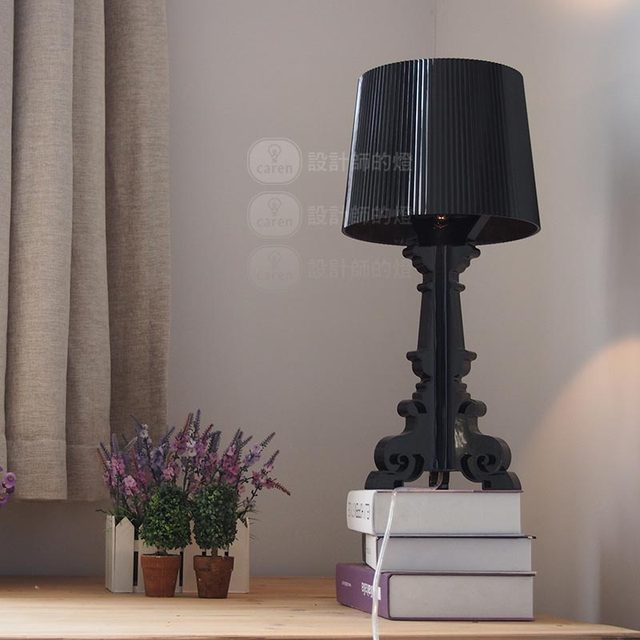 moderna breve comodino camera da letto lampada da studio lampada ...