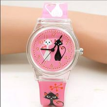 Willis Children Silicone Wristwatches Waterproof Kid Watches
