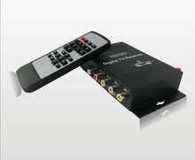 Super Deal Car Auto ATSC One Tuner HD Mobile Digital TV Receiver Box for USA Car Dvd GPS Car ATSC TV Receiver United states Car