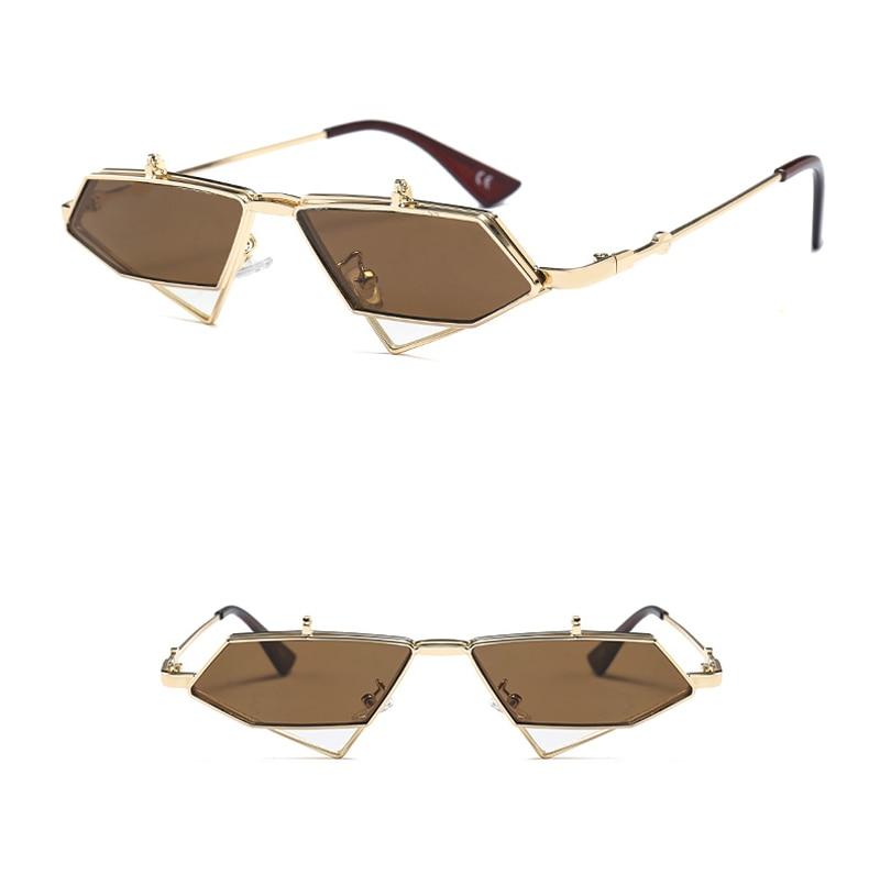 flip up sunglasses men punk style detail (6)