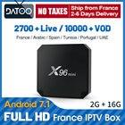 X96 mini IPTV Italian French IP TV Morocco Belgium IPTV Subscription X96 mini TV Box IPTV Qatar Arabic France IP TV UAE Algeria