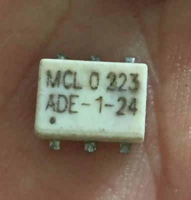 ADE-1-24 ADE-1 Surface Mount Frequency Mixer SOP-6 5pcs cd40106bm cd40106b cd40106 sop 16