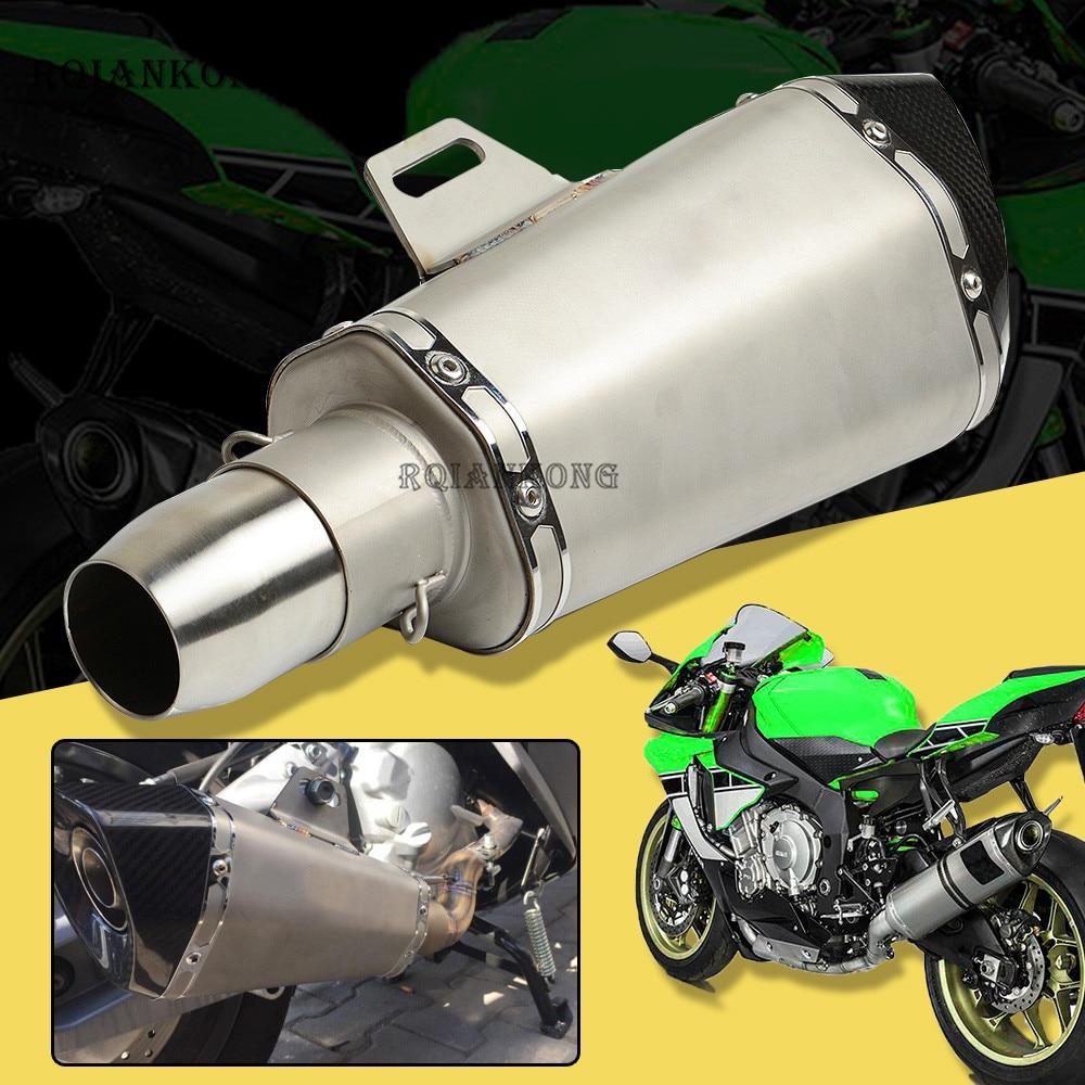 Mt10 Toce Exhaust