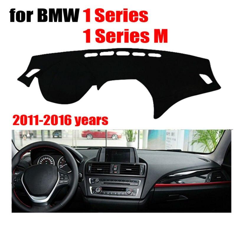 Black Dash Mat NON SLIP For BMW X3 F25 2011-2016 DASHMAT