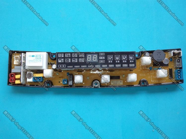 Rainbow red sun washing machine board xqb58-723cs 68-755c xqb80-755c original motherboard цена 2016