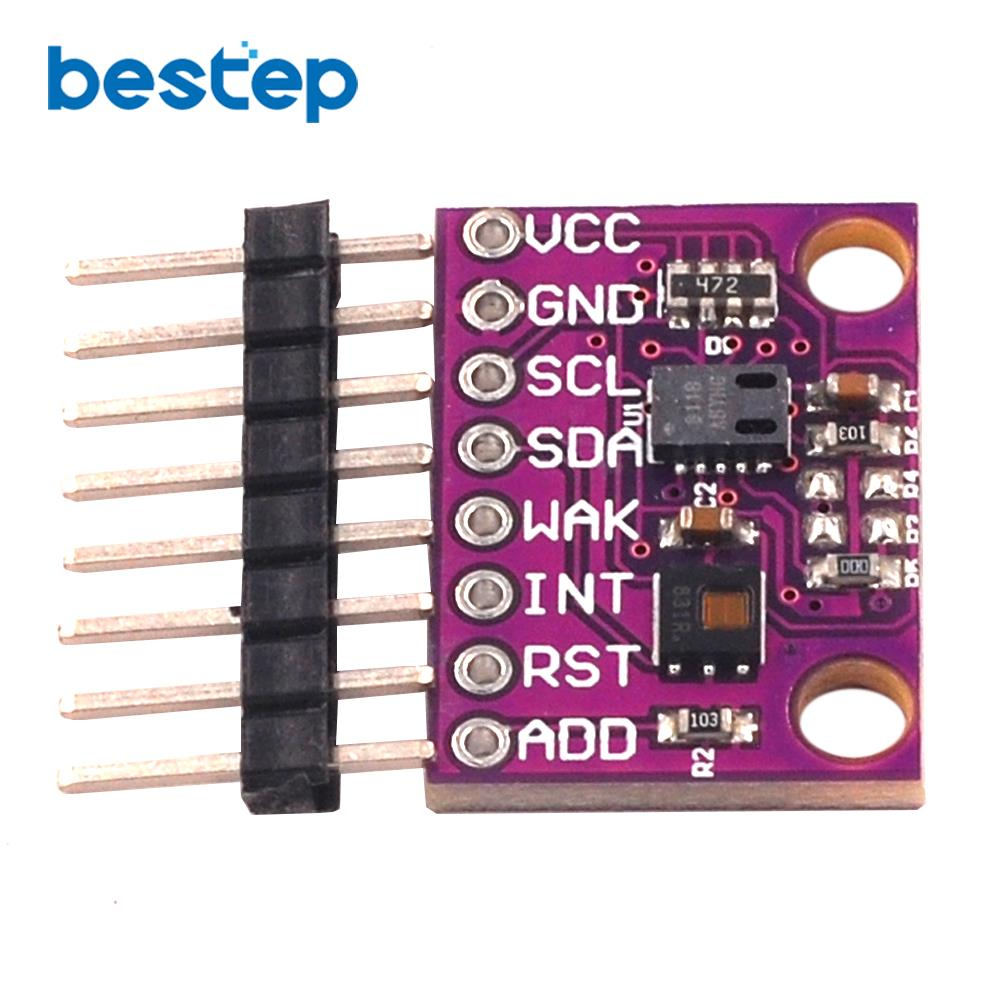 Ccs811 Hdc1080 Temperature And Humidity Co2 Sensor Module Serial Port Output Air Detection Air Conditioning Appliance Parts