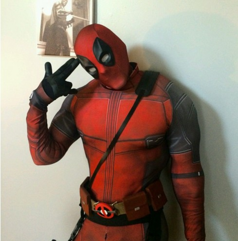 hombre adulto cosplay Ant-Man Batman Superhéroe Spider-man Avengers - Disfraces - foto 2