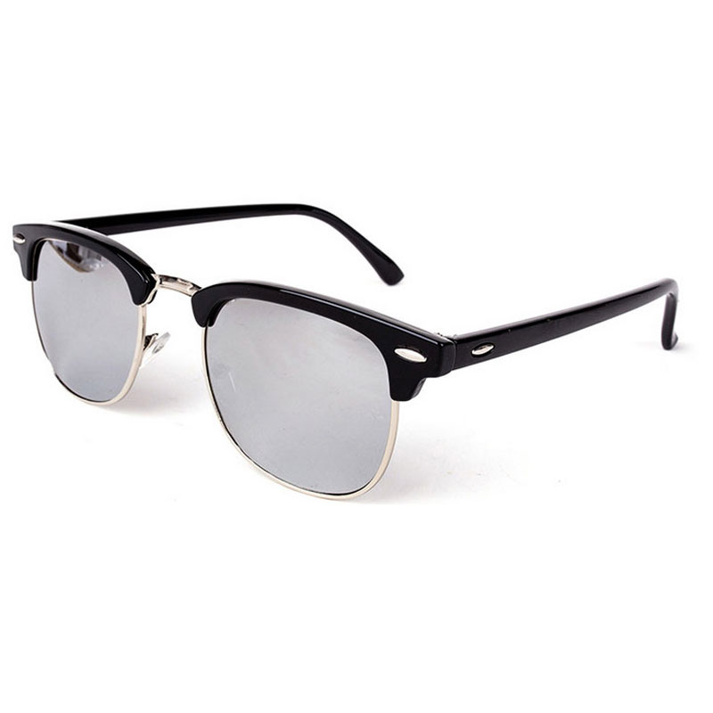20c79ec37ad Classic Sunglasses Women Vintage Semi Rimless Sun Glasses For Driver Point  Son Men Brand Designer Glasses Uv400 Oculos De Sol-in Sunglasses from  Apparel ...