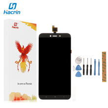 hacrin For Cubot X10 LCD+Touch Screen 100% New Display Digitizer Glass Panel+Tools Assembly Replacement CUBOT X 10 Free Shipp