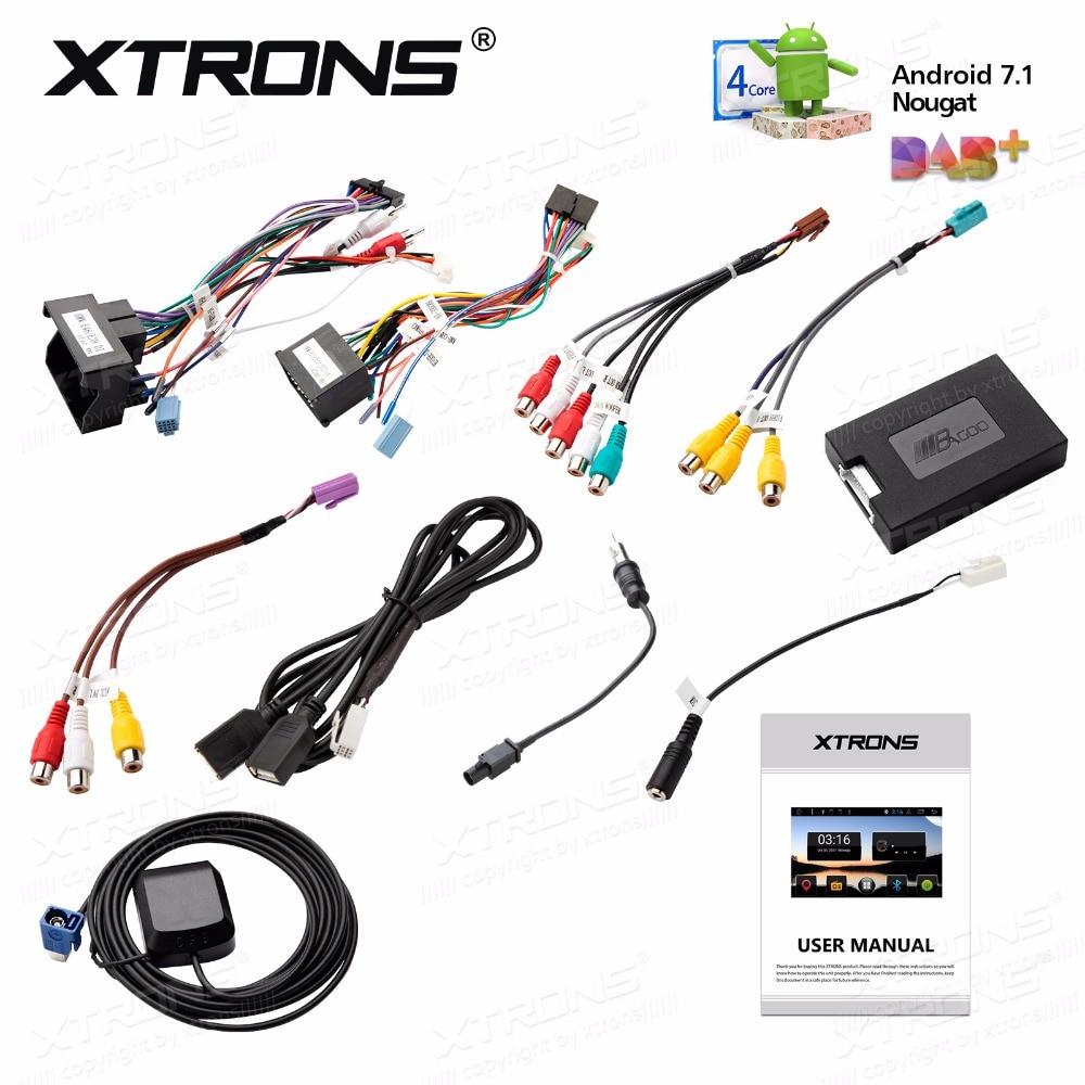 Xtrons Wiring Diagram