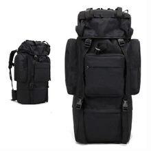 Уличная спортивная сумка 65l тактическая дорожный Рюкзак Военный