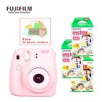 Fuji Mini 8 Camera Fujifilm Instax Mini 8 Instant Film Photo Camera 4 Colors 50 Sheets