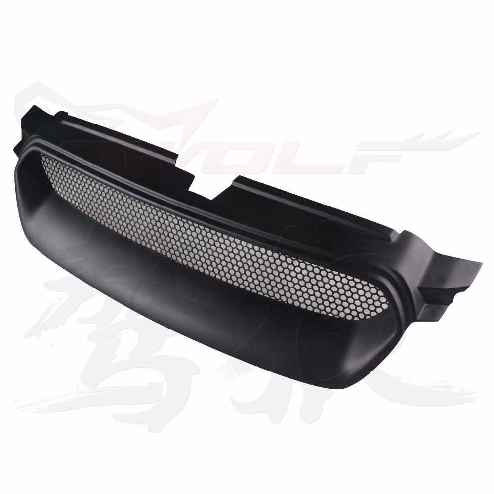 Popular subaru outback grill buy cheap subaru outback grill lots matt black bumper mesh front grill grille for subaru legacy outback 2005 to 20072081060 vanachro Images