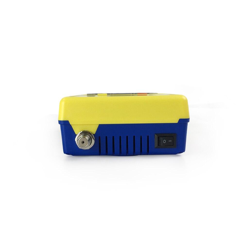 Image 5 - GTmedia Satellite Finder Meter V8 Finder HD DVB S2 SatFinder 3.5 inch Color with 3000mA Battery Freesat V8 Finder FTA Sat finder-in Satellite TV Receiver from Consumer Electronics