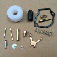 TD40 CARB REBUILD KIT FOR KAAZ Kawasaki TD33 TD43 TRIMMER FLOAT Valve PIN SEAL JET Needle