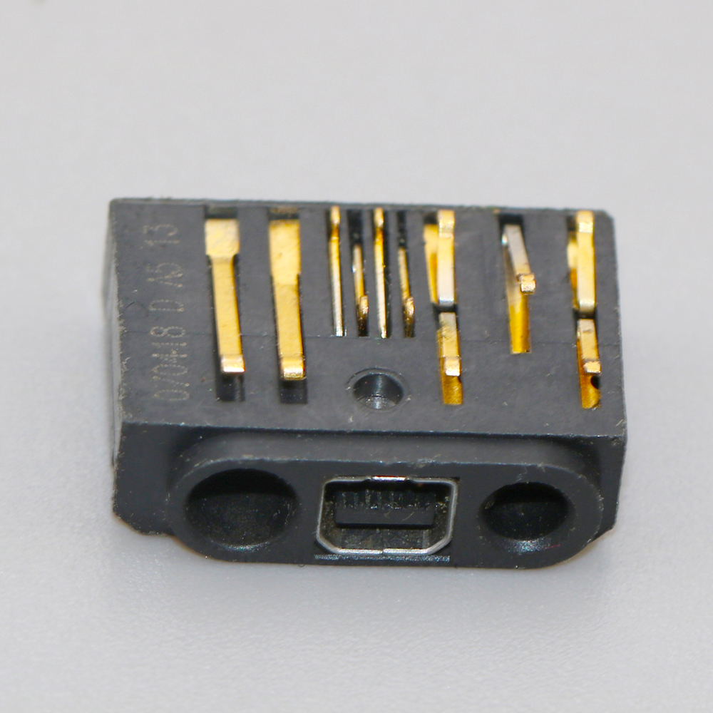 ChengHaoRan 1x For Nokia 1600 1110 2610 1110i 2630 6030 1112 1116 USB Charging Port Connector Plug Jack Socket Dock Repair Part