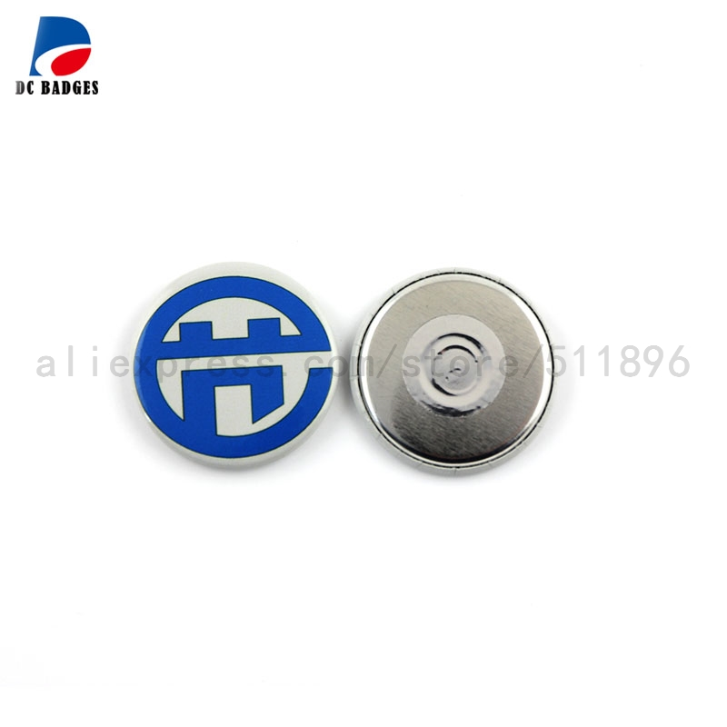 25 32 37mm 500sets blank fridge Magnet button material without any logo