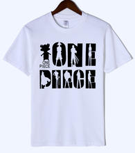 One Piece Men 100% Cotton T-Shirt