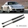 Новый передний капот загрузки газовые стойки шок стойки Весна лифт поддержка для Porsche 911 2004