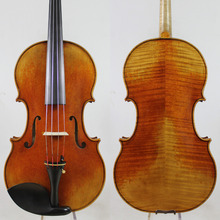 цена Antique Varnish! Andrea Amati Viola 15-16.5 inch M5102 Best performance !All European Wood,Free Shipping!