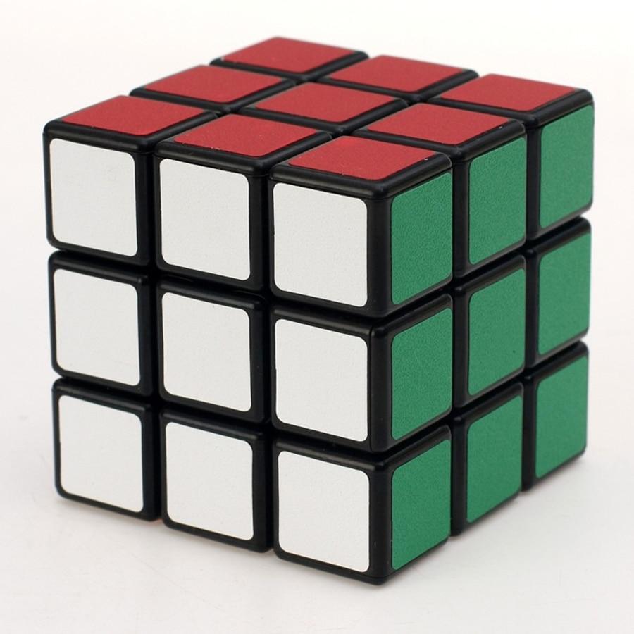 ZCUBE Matte 3 Order Magic Cube 3x3x3 Professional Speed Cube Matte Sticker Twist Cube Puzzle Toy for Children Magico Cubo