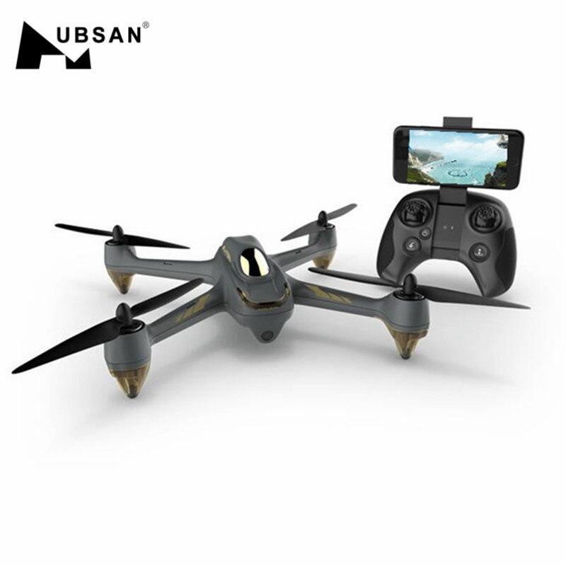 В наличии Hubsan H501M X4 путевых точек wi-fi FPV Бесщеточный gps с 720P HD Камера Радиоуправляемый Дрон гоночный Квадрокоптер RTF VS H501S RC игрушки