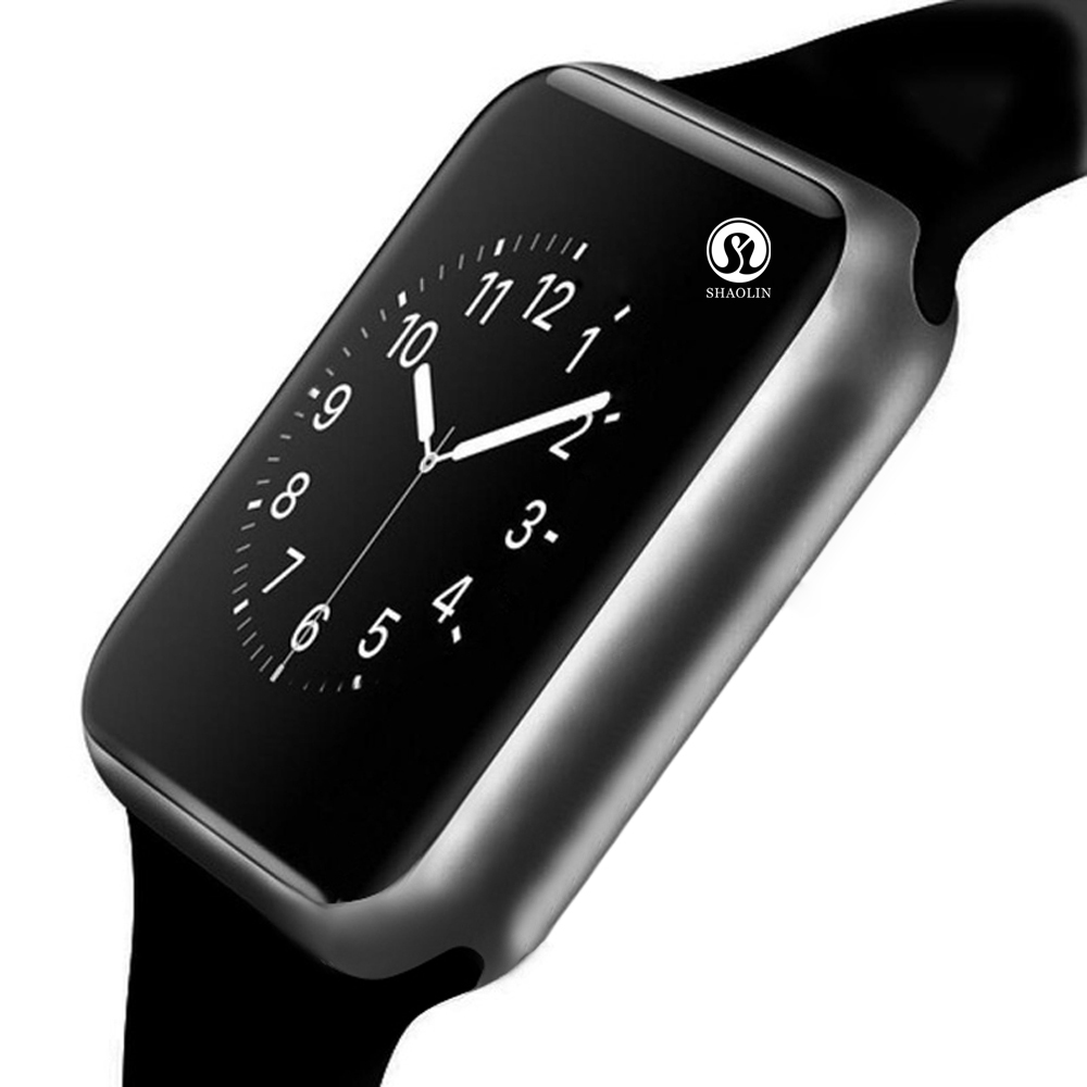 Smart for ios Apple iphone iOS and Android Samsung Bluetooth watch with Heart Rate Blood Pressure 4