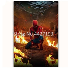 100% New Full Drill Diamond Embroidery Spider-Man Mosaic with Diamonds Painting picture
