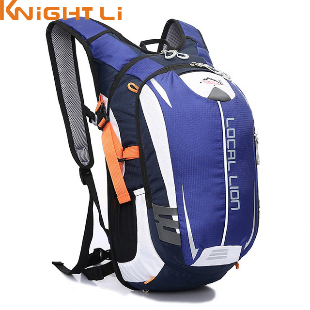 18L Fashion Backpack Hydration Pack Rucksack Waterproof Bicycle Road Bag Knapsack Daypac ...