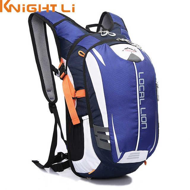18L мода рюкзак гидратации пакет рюкзак водостойкий Велосипедный спорт дорожная сумка рюкзак школьные ранцы Mochila sac dos 464
