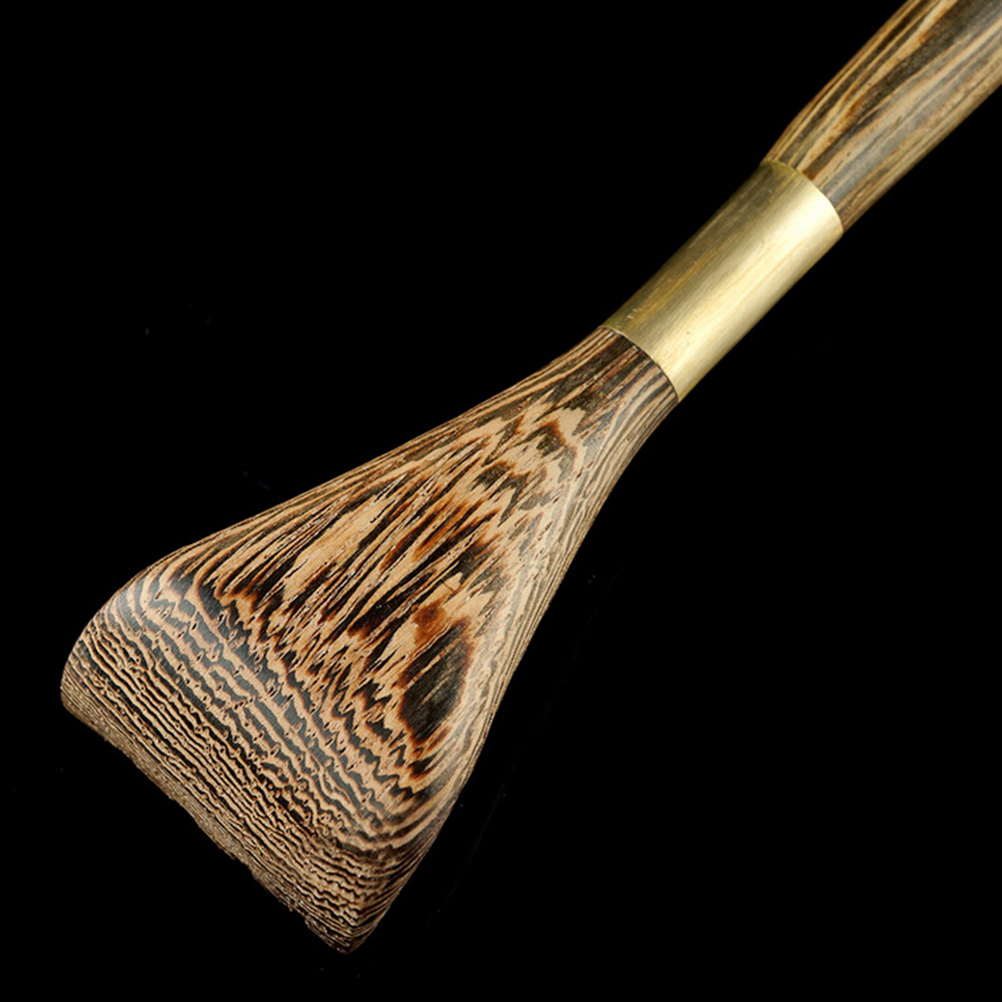 1Pc Holz Zurück Scratcher Massager Holz Zurück Schaber Kratzen Körper Massage Gesundheit Produkte Backscratcher Bambus Heißer