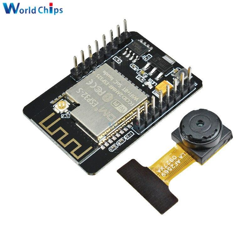 ESP32-CAM WIFI bluetooth Development Board 5V ESP32 Module With OV2640 Camera