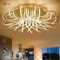 Дома любовника светодиодные Ceilling светильники для Гостиная спальня Luminarias Para Teto pendente творческая гостиная/Кабинет Потолочный светильник