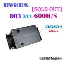 KUANGCHENG X11 DASH miner 600M PinIdea Dr3 600M Asic Miner 600MH Dash Miner PinIdea Dr3 600M Dashcoin Miner only 350W