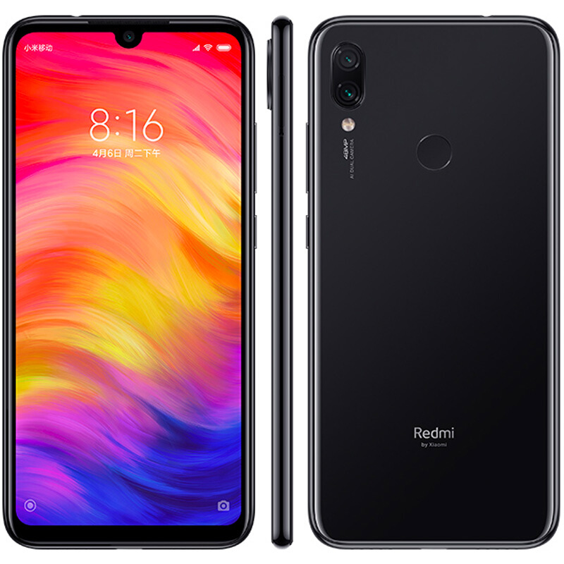 "Image 2 - Global Version xiaomi Redmi Note 7 4GB RAM 128GB ROM Smartphone Snapdragon 660 Octa Core 6.3"" Full Screen 48MP Dual Camera-in Cellphones from Cellphones & Telecommunications"