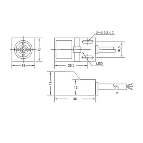 Inductive Proximity Switch Wiring Diagram For 3 Wire - Wiring ...