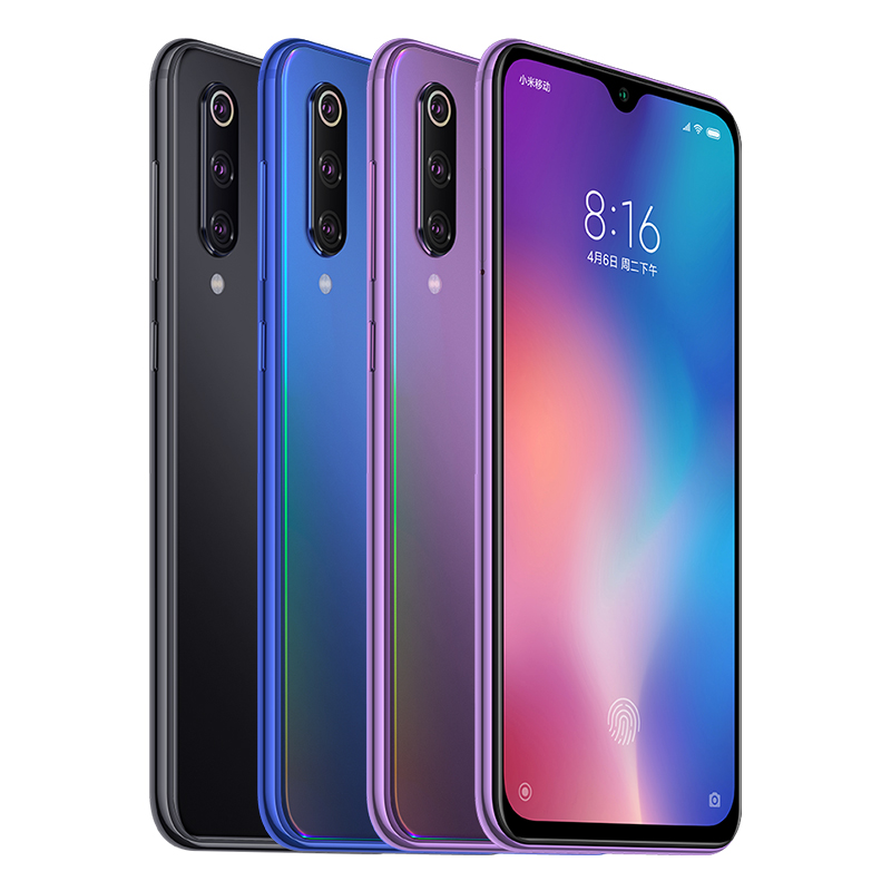 Image 2 - Global Version Xiaomi Mi 9 SE 6GB 128GB Snapdragon 712 5.97'' AMOLED 48MP Triple Camera Mobile Phone NFC In Screen Fingerprint-in Cellphones from Cellphones & Telecommunications