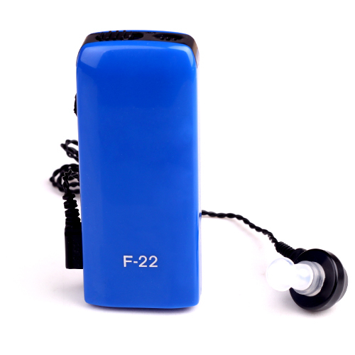 Hearing Aid Clear and loud voice Strict quality control Voice sound amplifier Health Products AA Battery  4 x earplug