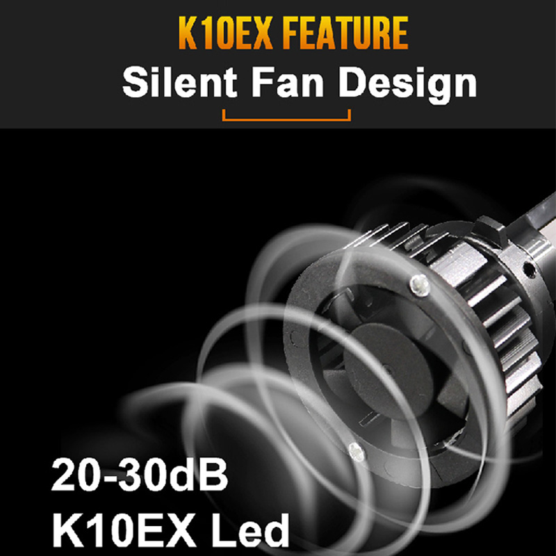 Image 4 - HLXG Mini H4 luces lamp H7 LED Far Car Headlight 12V 10000LM Bulb Accessories 10000K 5000K 6000K 8000K H11 9005 HB3 9006 HB4 H8-in Car Headlight Bulbs(LED) from Automobiles & Motorcycles