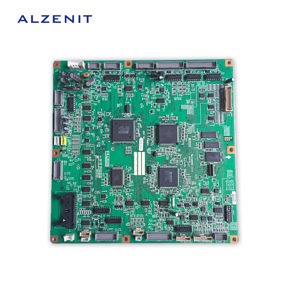 GZLSPART For Ricoh 2075 Original Used Formatter Board Printer Parts On Sale gzlspart for epson tx600fw tx600 600fw original used formatter board printer parts on sale