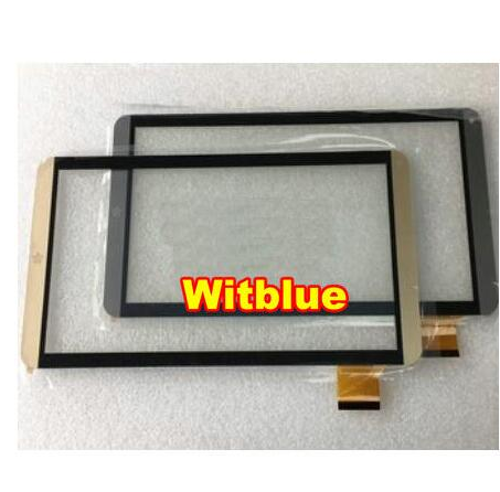 Witblue New For 10.1 Mediacom SmartPad Mx 10 HD Lite M-SP10MXHL tablet replacement touch screen digitizer glass panel Sensor touch screen replacement module for nds lite