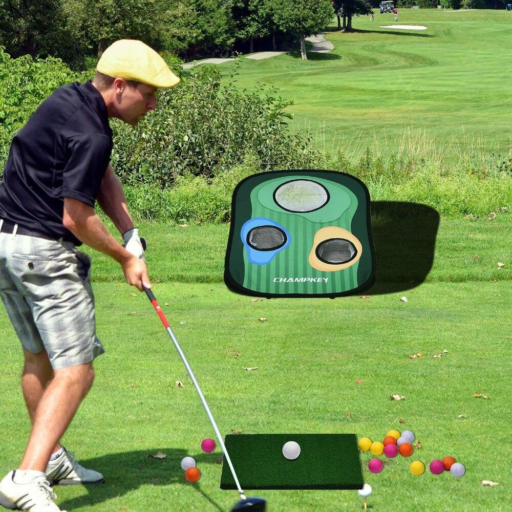 Champkey golf cornhole jogo | inclui lascar alvo